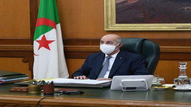 صورة تقرير حول وضعية المحافظة السامية للأمازيغية على طاولة الرئيس تبون