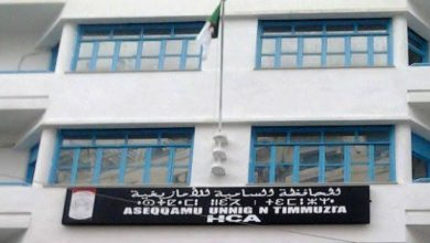 """صورة أول رد رسمي على """"الأمازيغية"""" في مسودة الدستور"""