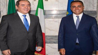 صورة الجزائر-إيطاليا.. تطابق وجهات النظر حول الوضع الليبي