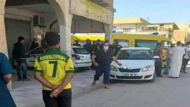 صورة المسيلة: شرطي يقتل أربعة أفراد من أصهاره بمسدس