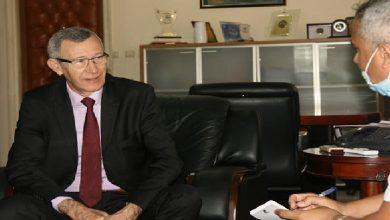 صورة وزير الاتصال.. لا يوجد سجناء رأي في الجزائر