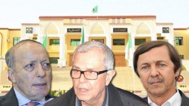 صورة المحكمة العليا تقبل الطعن بالنقض في قضية الجنرال توفيق وسعيد بوتفليقة
