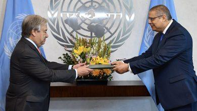 صورة الجزائر تعزز الحوار بين الليبيين تمهيدا لتسوية سلمية للنزاعات