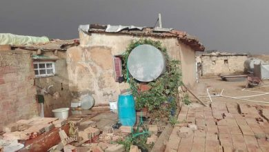 صورة التقلبات الجوية تتسبب في سقوط جدران منزل بسيدي عيسى في المسيلة