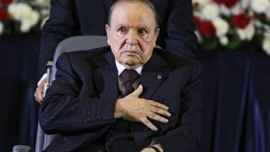 صورة لعمامرة يشيد بالنجاحات الدبلوماسية للرئيس السابق بوتفليقة