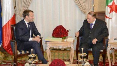 صورة ماكرون: بوتفليقة وجه كبير للجزائر وشريك لفرنسا