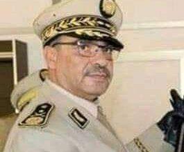 صورة وفاة الجنرال المتقاعد بشیري الھاشمي بالمسيلة