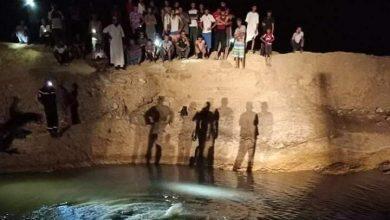صورة انتشال جثتي طفلين من عائلة واحدة من بركة مائية بالمسيلة