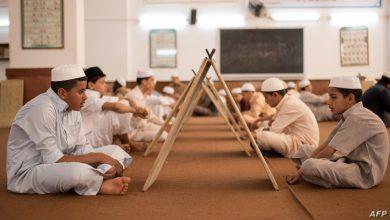 صورة مليون تلميذ جزائري على مستوى المدرسة القرآنية