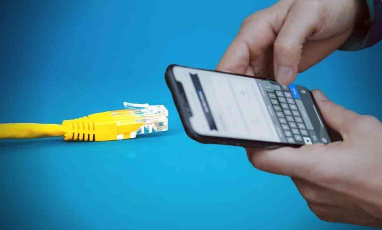 صورة أزيد من 43،92 مليون مشترك في الإنترنت الثابت والنقال بالجزائر