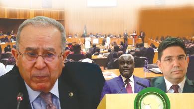 صورة الجزائر تجهض تشويش المخزن فـي الاتحاد الإفريقي