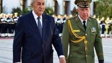 صورة مجلة الجيش: الجزائر قوة ضاربة ومن يعترض فليذرف الدموع أمام حائط المبكى