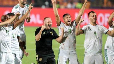 صورة بلماضي واللاعبون يرحّبون بفكرة مواجهة جيبوتي فـي مصر