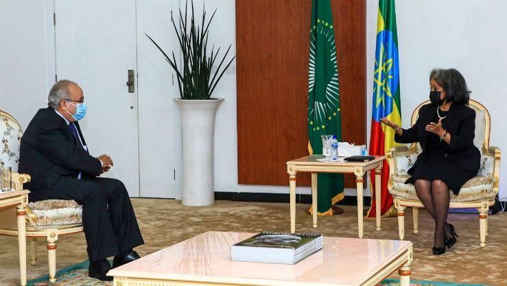 صورة إثيوبيا تنتظر دورا كبيرا من الجزائر فـي أزمة سد النهضة